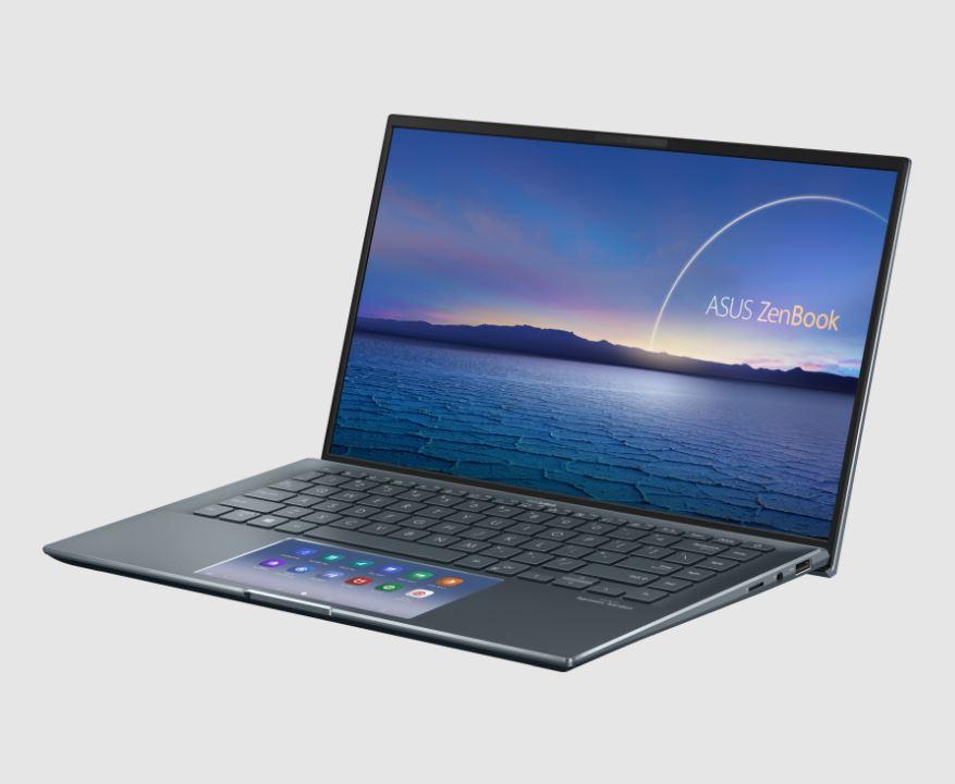 Harga dan Spesifikasi Asus Zenbook 14 UX435EG AI551NP, Laptop Tipis yang Cocok untuk Grafis