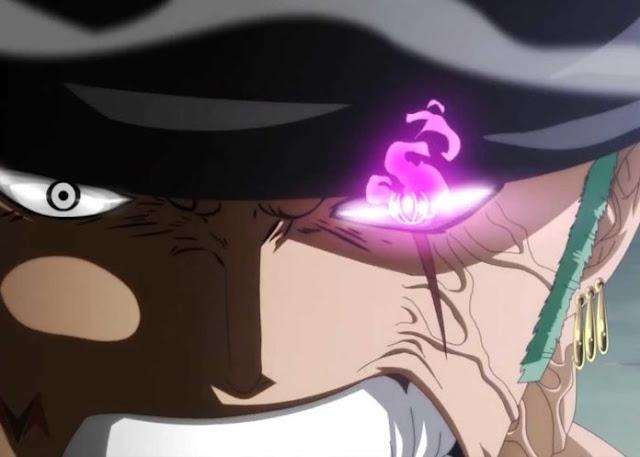 One Piece: Answering the Secret Ability of Zoro Demon Eye?