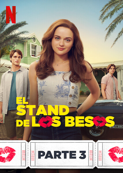 The Kissing Booth 3 (2021) NF WEB-DL 1080p Latino