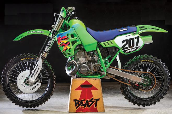 Beast - Kawasaki KX500