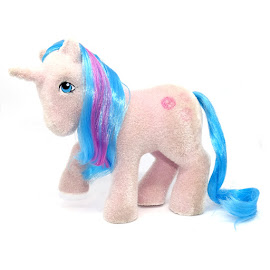 MLP Buttons Year Four So Soft Ponies G1 Pony