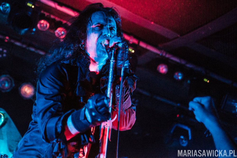 Moonspell Road To Extinction Tour 2015