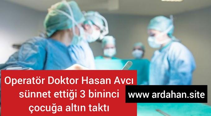 Doktor Hasan Avcı ardahan