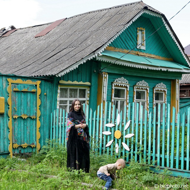 владимирская область деревянное зодчество