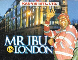 Mr Ibu in London Nigerian comedy
