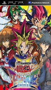 Download Yu-Gi-Oh ! ARC-V Tag Force Special [English Mod]
