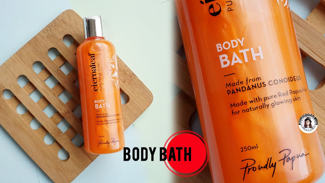 Review+Eternaleaf+Moisturizing+Body+Bath
