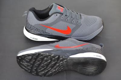Sepatu Nike Tri Fusion Men (import) Grey