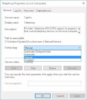 speed up your PC, Disable Background Service