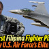 MEET: Capt. Monessa Catuncan - the First Filipina F-16 Fighter Pilot of the Elite U.S. Air Force