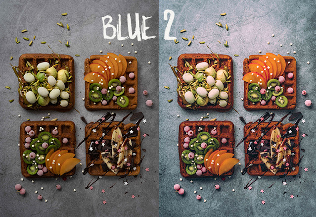 Bộ Sưu Tập Preset Thực Phẩm - The Ultimate Food Collection Desktop Lightroom Presets