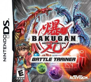 Bakugan Battle Brawlers Battle Trainer, NDS,  Español, Mega, Mediafire