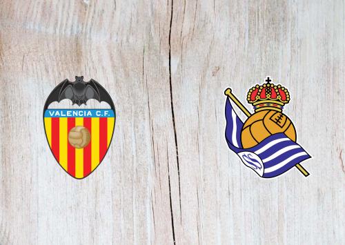 Valencia vs Real Sociedad -Highlights 17 August 2019