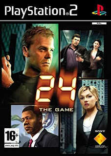 24 - The Game (USA) PS2 ISO