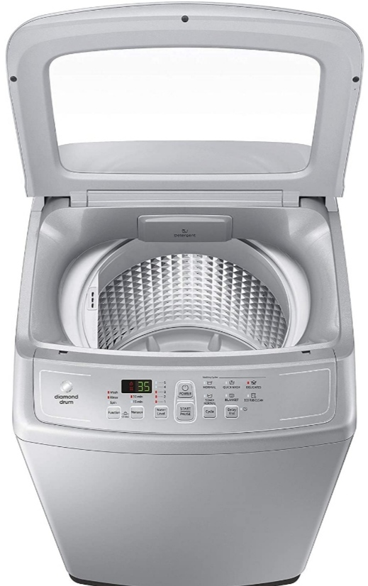 Samsung 6.2 fully atomatic top load washing machine - Specifications, features & details