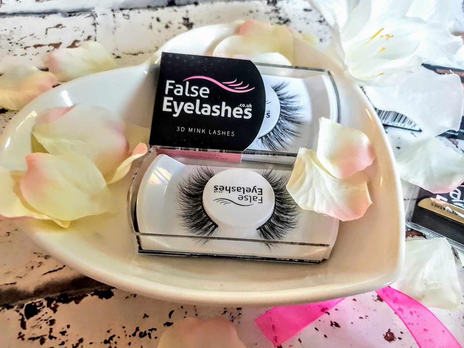 FalseEyelashes.co.uk 3D Mink Lashes | Review
