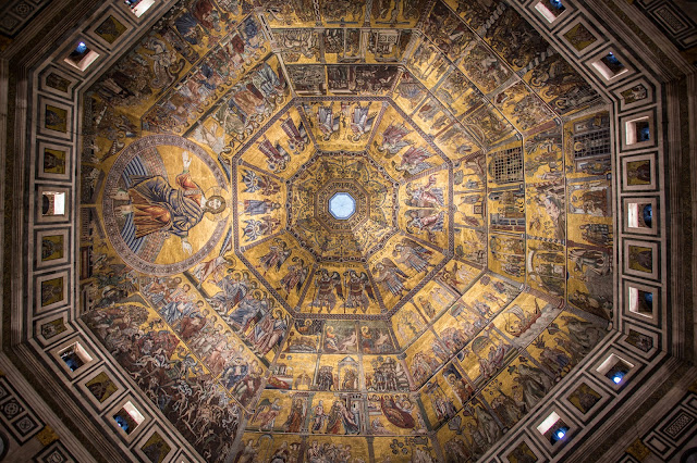 Battisterio di San Giovanni :: Canon EOS5D MkIII | ISO800 | Canon 17-40@17mm | f/4.0 | 1/20s