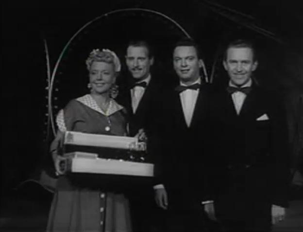 Grün ist die Heide: Schlagerparade (1953) Erik Ode