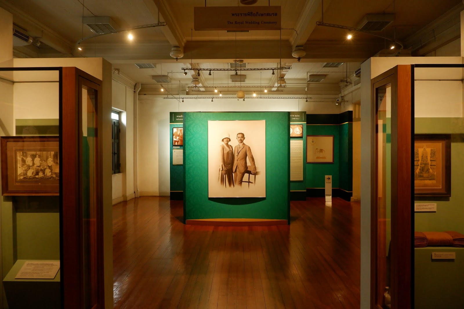 inside museum king prajadhipok