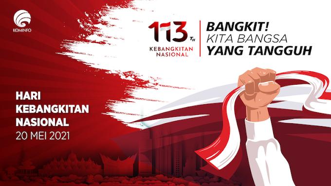 Pas Banget Untuk Dijadikan Status WA, IG, Fb dan Twitter, Berikut 30 Ucapan Hari Kebangkitan Nasional 20 Mei 2021