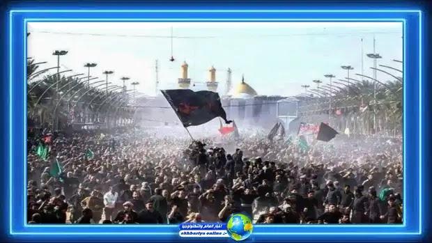 أربعين الإمام الحسين توافد الملايين من الزوار إلى كربلاء في أكبر تجمع بشري في العالم