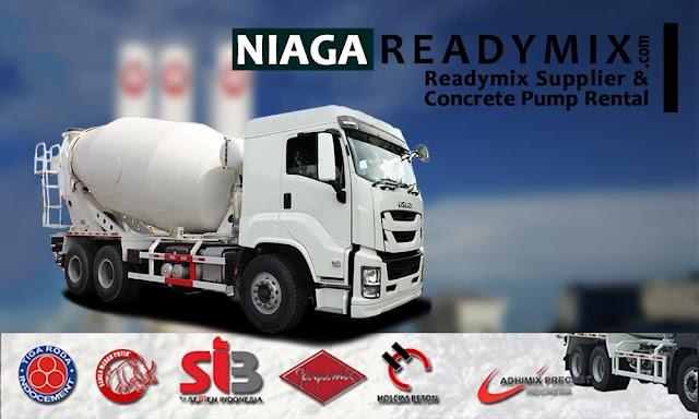 Harga Ready Mix Bekasi - Jual Beton Cor Batching Plant Terdekat