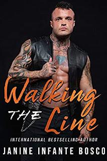 Walking the Line by Janine Infante Bosco