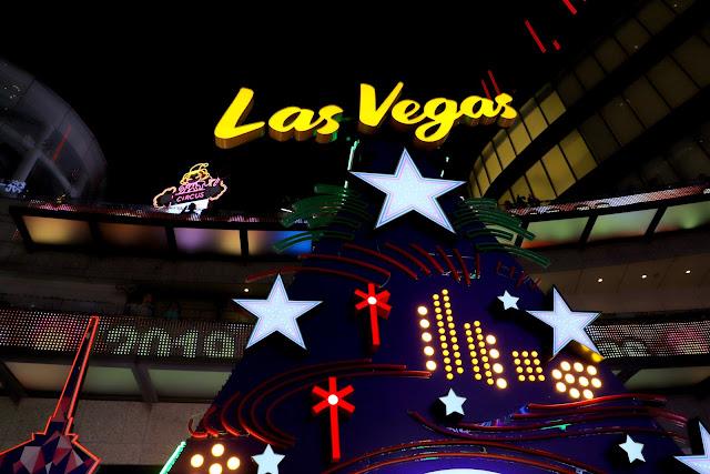 統一時代百貨.愛.Sharing 2019 XMAS.Las Vegas