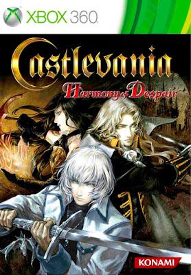 Castlevania: Harmony of Despair (JTAG/RGH) Xbox 360 Torrent