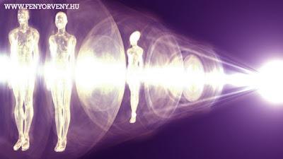 Szellemi törvények: Az újjászületés törvénye avagy az ember hét születése