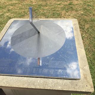 Horniman Museum sundial