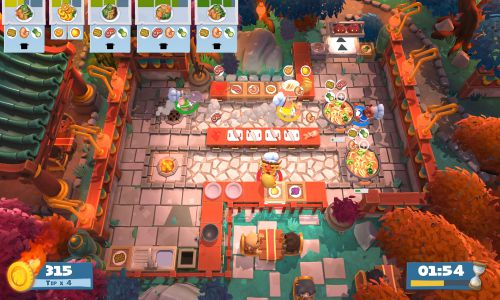 Download Overcooked 2 Chinese New Year PC Game Full Version Free