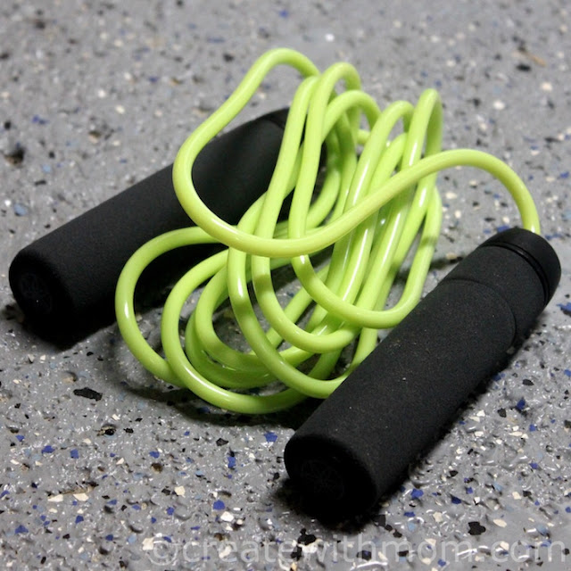 gaiam skipping rope