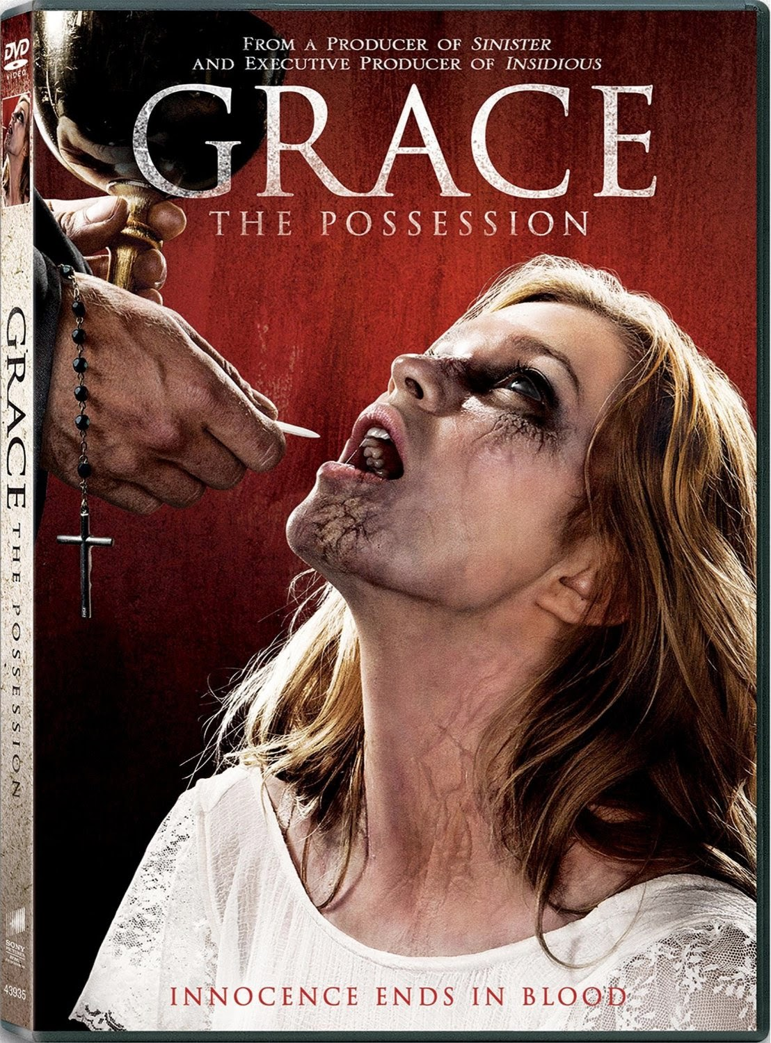 Grace The Possession 2014 Dvdrip ταινιες online seires oipeirates greek subs