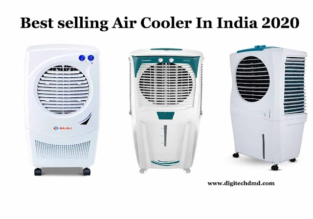 5 Best Selling Air Cooler In India 2020
