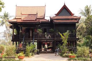 บ้านทรงไทยใต้ถุนสูง