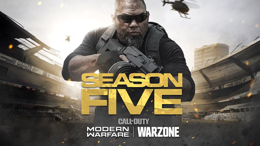 call of duty modern warfare season 5 warzone battle pass infinity ward activision multiplayer maps new operator marcus ortega lerch missions pc ps4 xb1