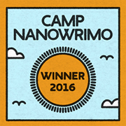 Camp NaNoWriMo 2016 -- April