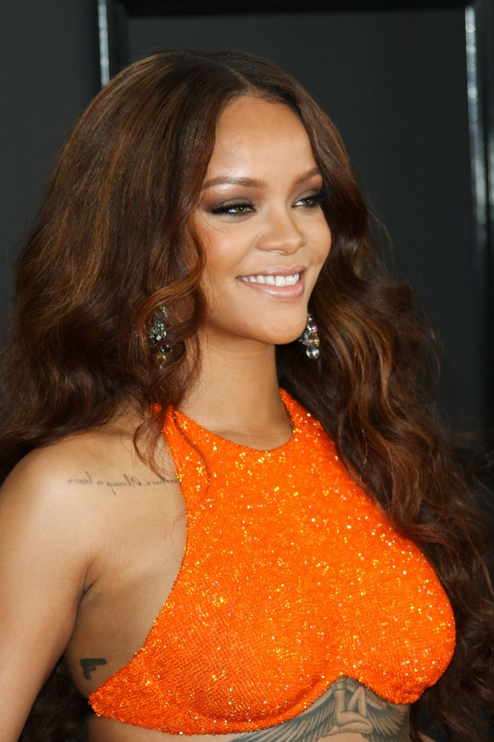 Rihanna – GRAMMY Awards in Los Angeles