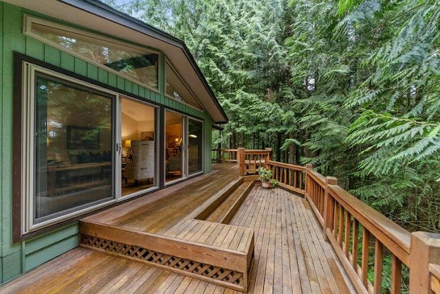 Classic Wooden House Design