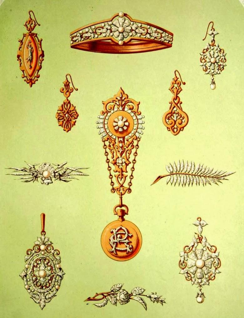 Bijoux et pierres precieuses janvier 2014 for Art et decoration janvier 2014