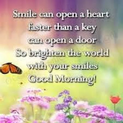 good morning sms in english for friends