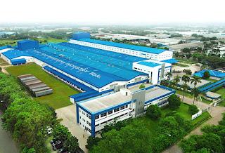 Info Loker Pendidikan SMK PT Indopoly Swakarsa Industry Tbk Terbaru Purwakarta