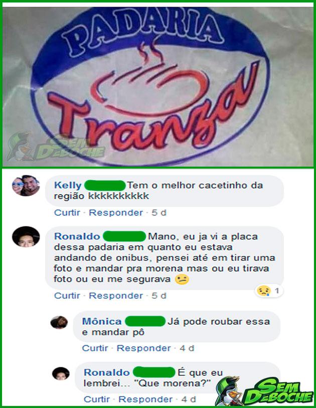 QUE DELÍCIA DE PÃO