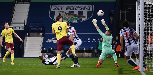 West Bromwich Albion vs Burnley – Highlights