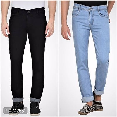 Buy 1 Get 1 Free Mens Denim Jeans Online Shopping | Pack of 2 Denim Jeans For Men | Denim Jeans For Men | Pack of 2 Jeans For Men Online Shopping | Pack of 2 Denim Jeans Online Shopping |Combo of 2 Mens Jeans Online Shopping | Combo of 2 Mens Denim Jeans | Online Shopping in India |