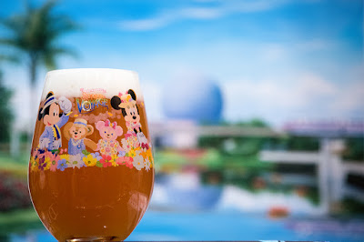 Beer and Wine at Disney World