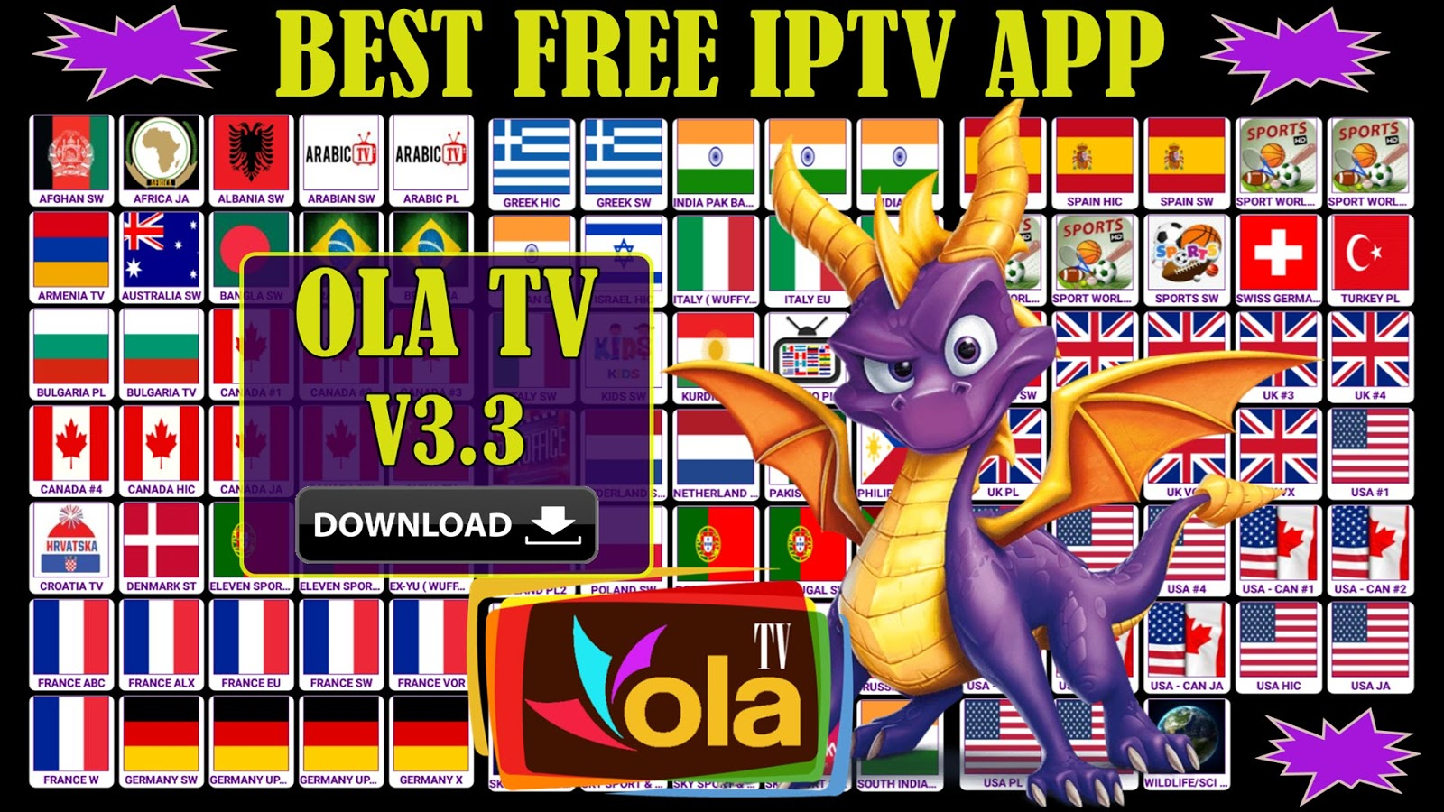 Ola tv 2 8 apk download | OLA TV Apk Download For Android
