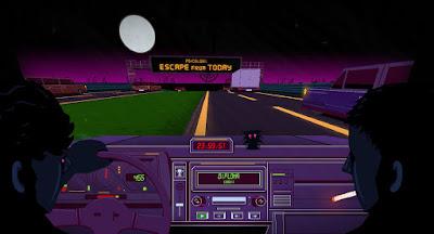 """Screenshoot del videogame """"PSICOLOGI: Escape From Today""""."""