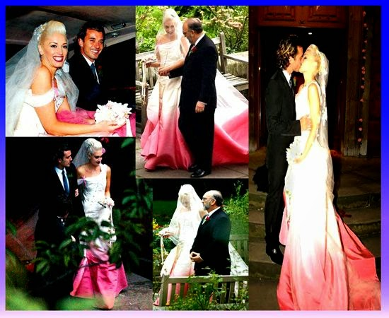 Modern Wedding Dresses Sample For Gwen Stefani Wedding Dress